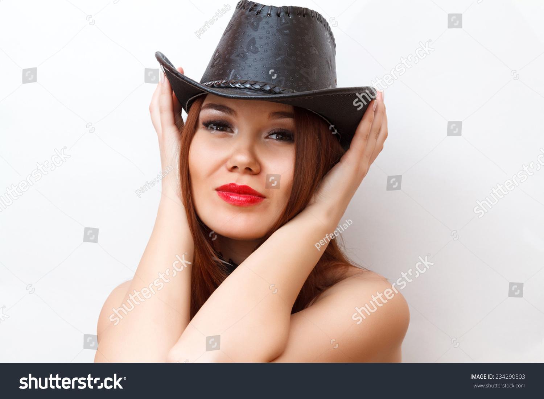 nude female cowboy pics
