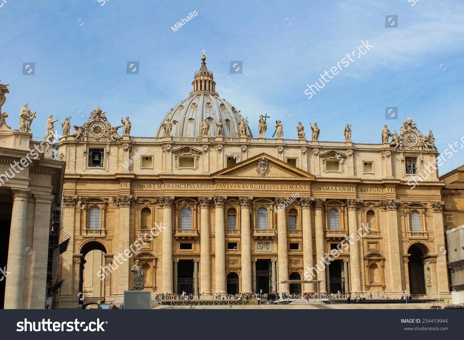 Vatican Saint Peter's Square is among most popular pilgrimage sites for Roman Catholics
