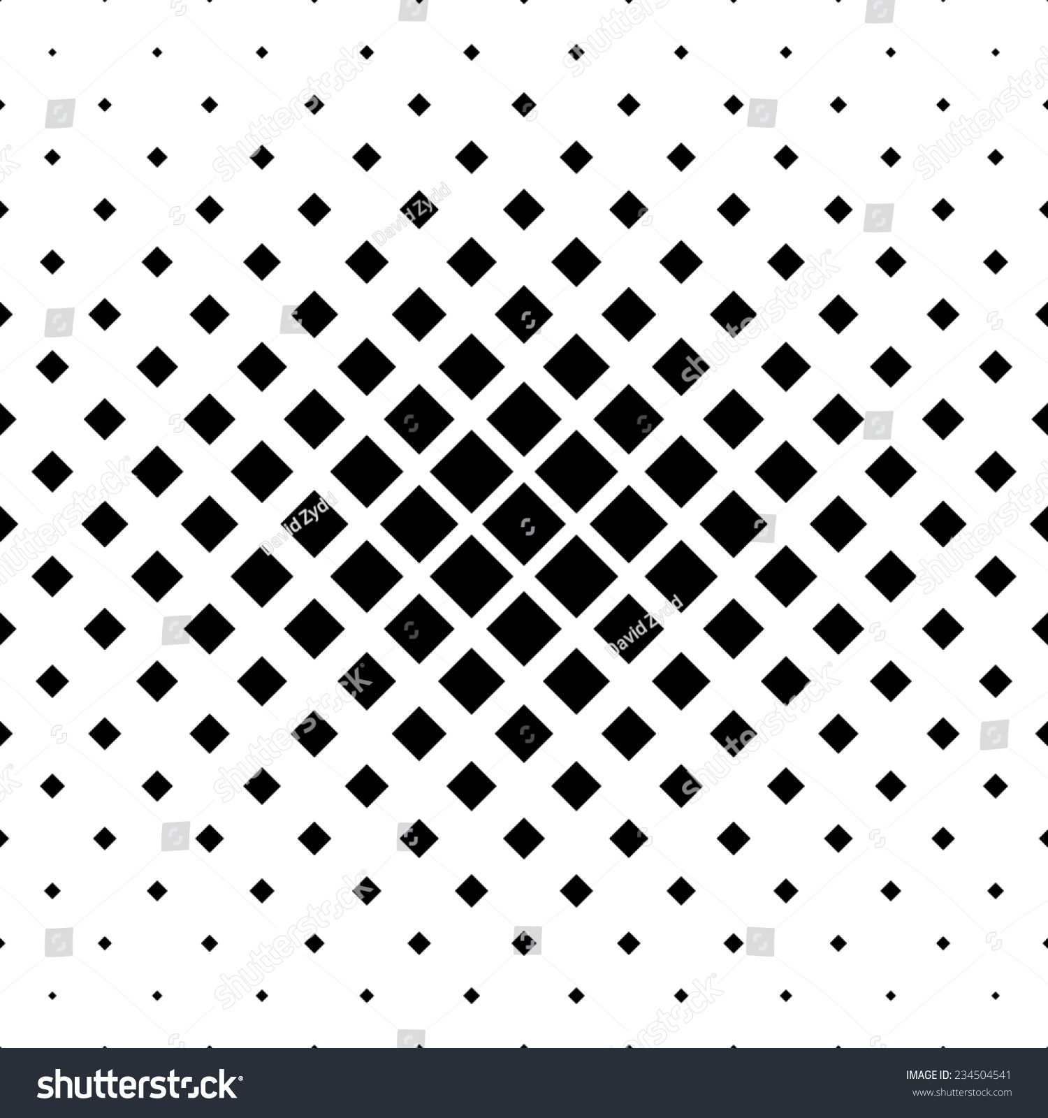 Square Patterns Vector