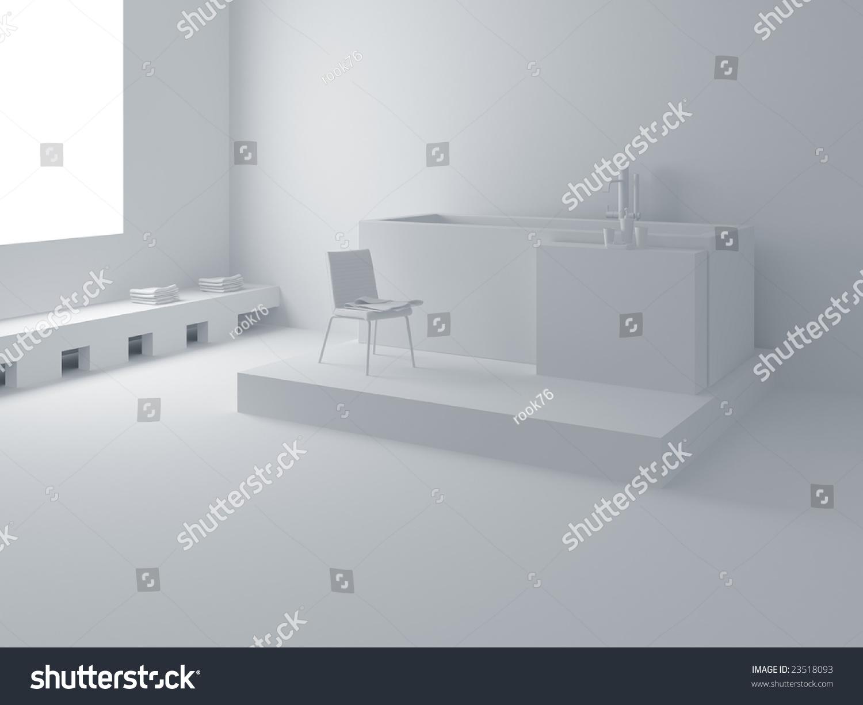 Designer Bathroom High Resolution Image Interior A