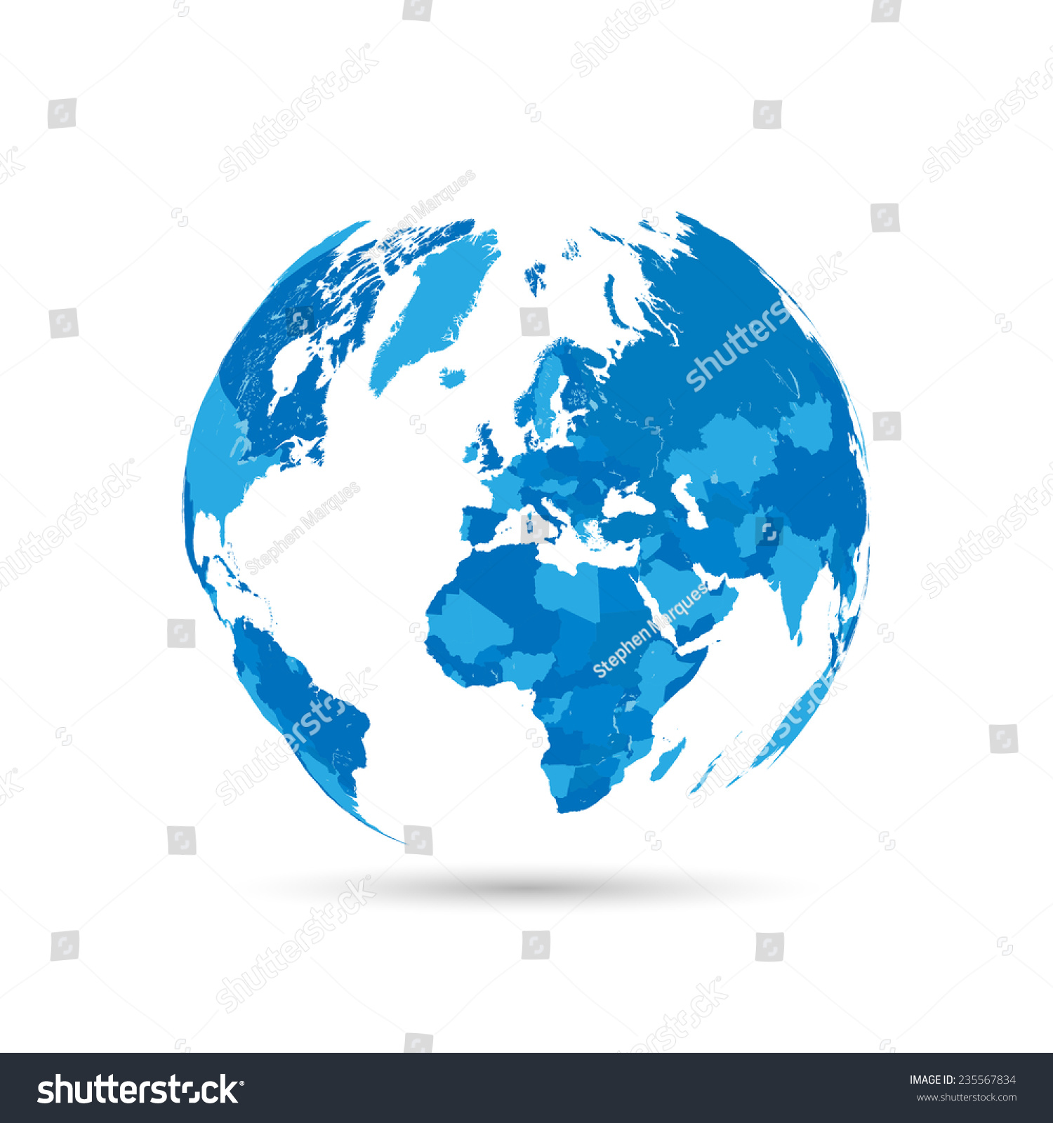 World Map Countries Vector Illustration Globe Stock Vector ... on globe map philippines, globe map asia, globe map norway, globe map europe, globe map world, globe map states, globe map austria, globe map italy, globe map finland, globe map india, globe map art, globe map africa,