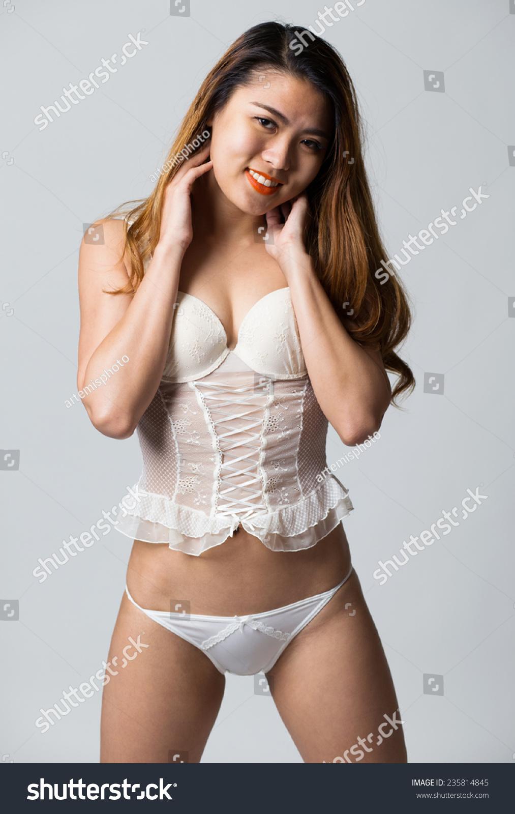 Sexy asian girl panties