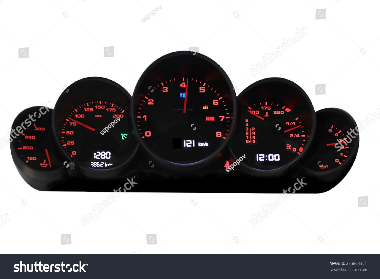 Photo Collection Car Dashboard Modern Automobile