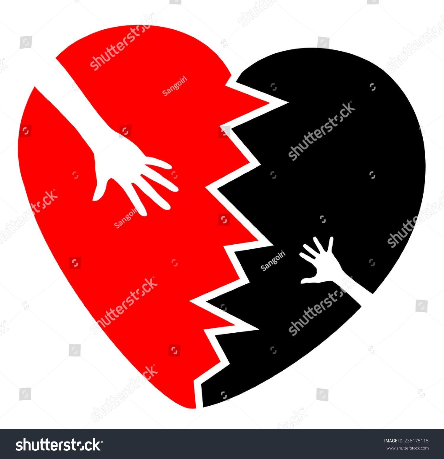 Symbol for broken heart gallery symbol and sign ideas symbol for broken heart image collections symbol and sign ideas broken heart concept sign symbol grief buycottarizona
