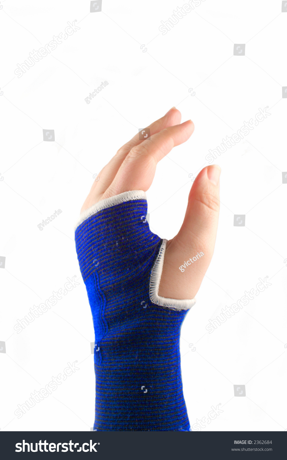 how to get a sprained wrist