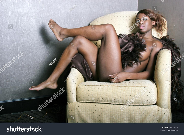Ebony implied nude images