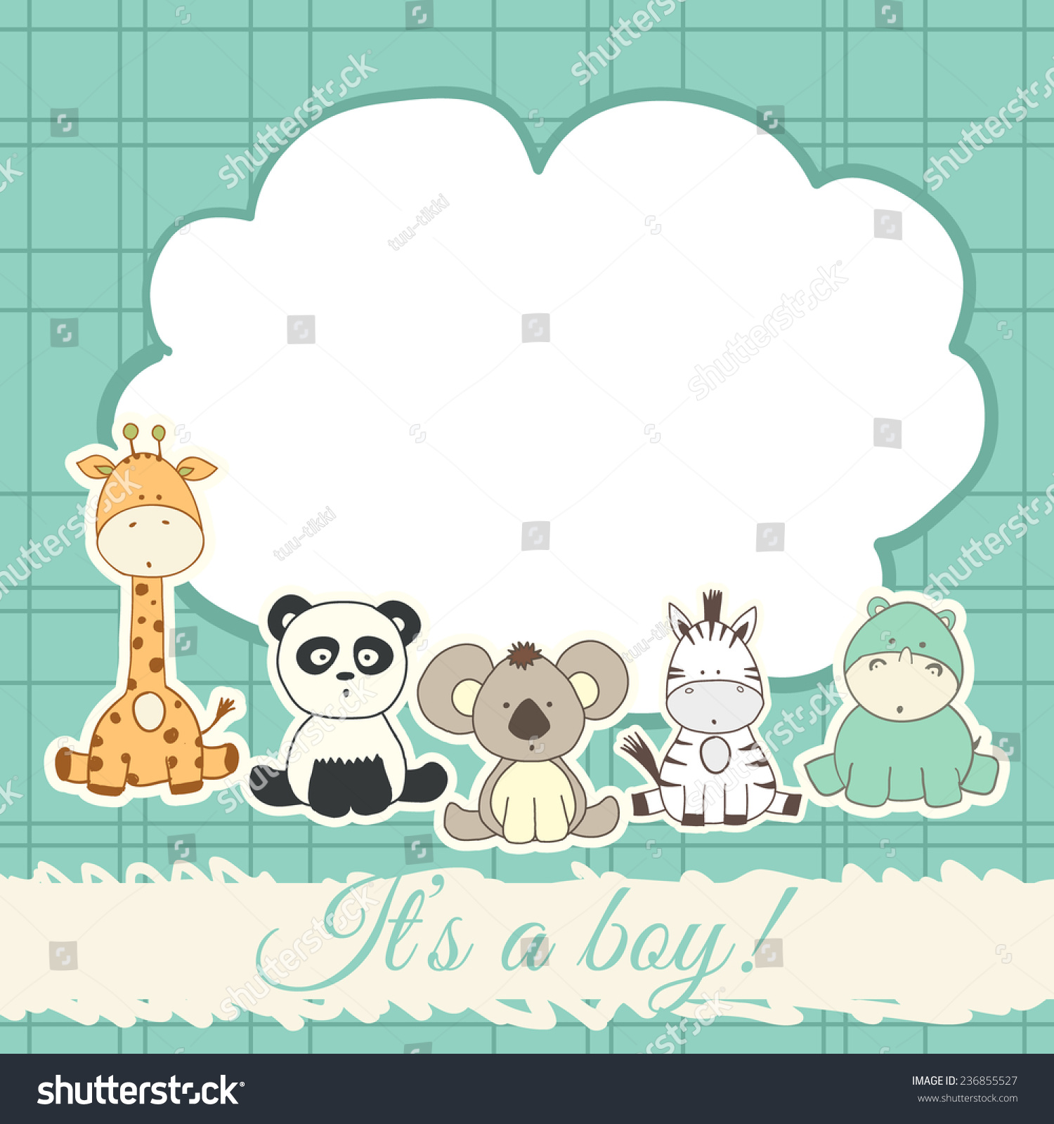 Baby Animal Themed Baby Shower  Karas Party Ideas