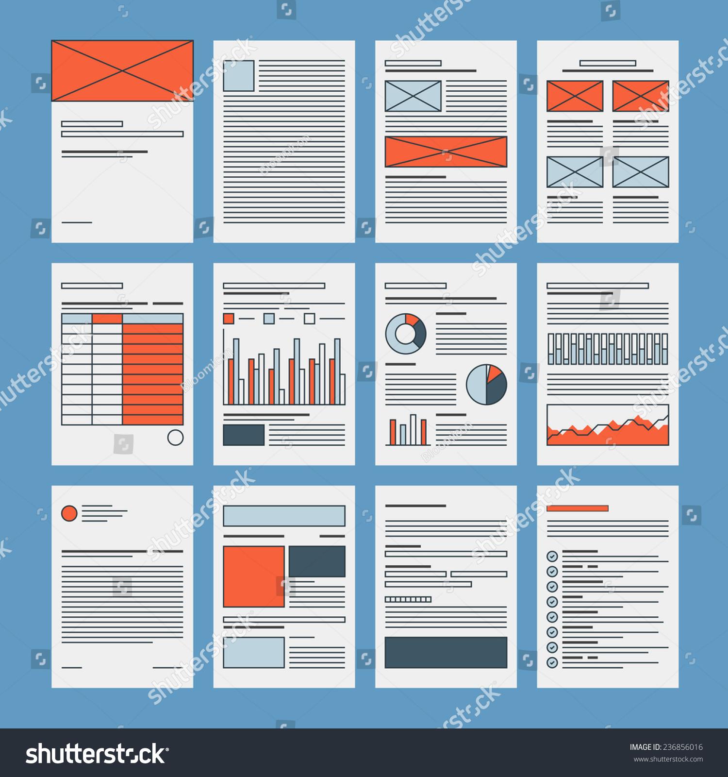 Business documents templates vatozozdevelopment business documents templates flashek Choice Image