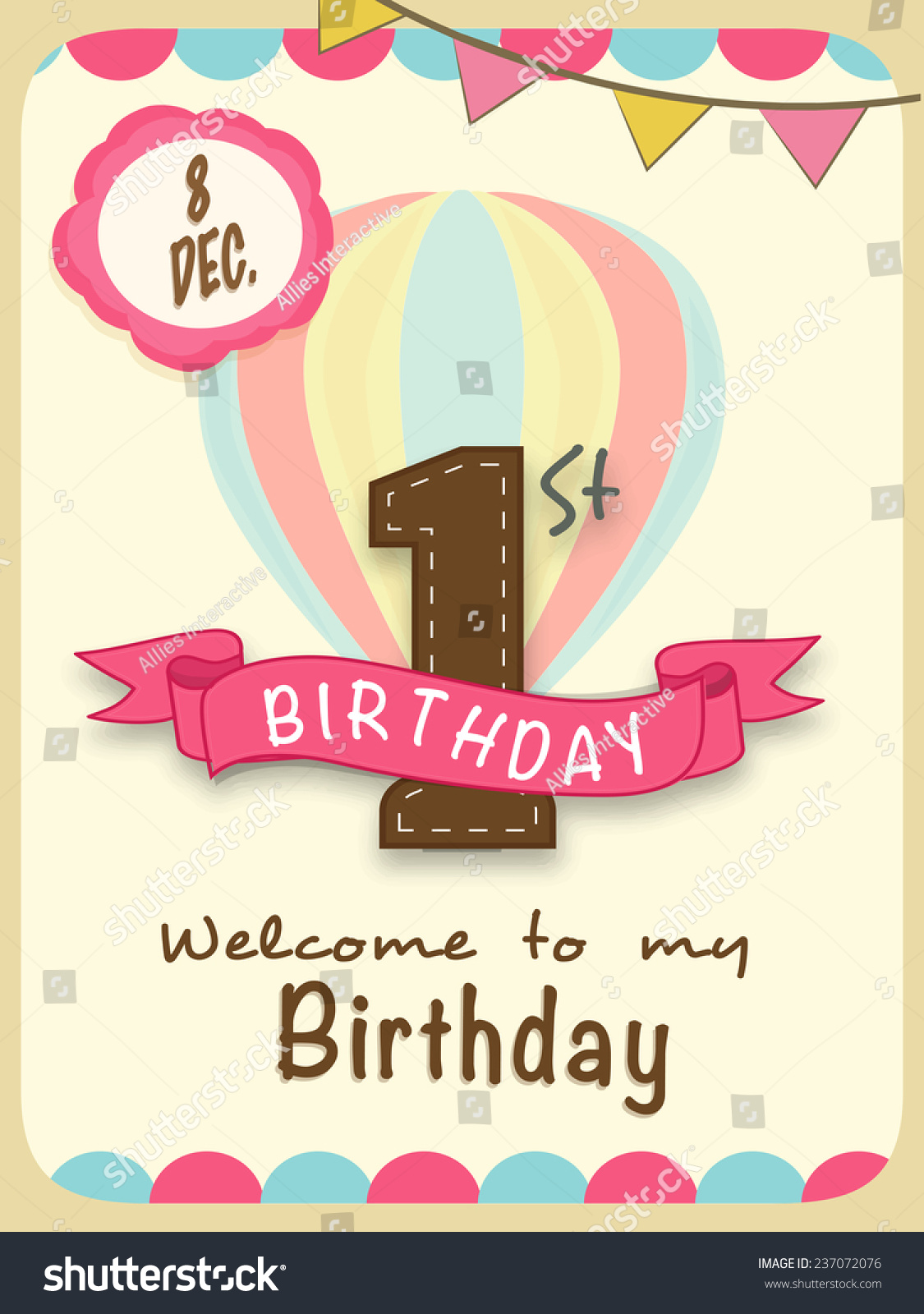 1st Birthday Invitation Card Design Amazing Designing Birthday – Invitation Card Design Birthday Party