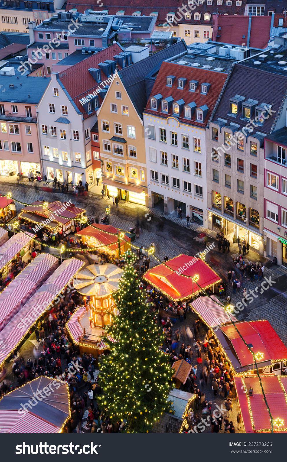 Christkindlmarkt Augsburg öffnungszeiten