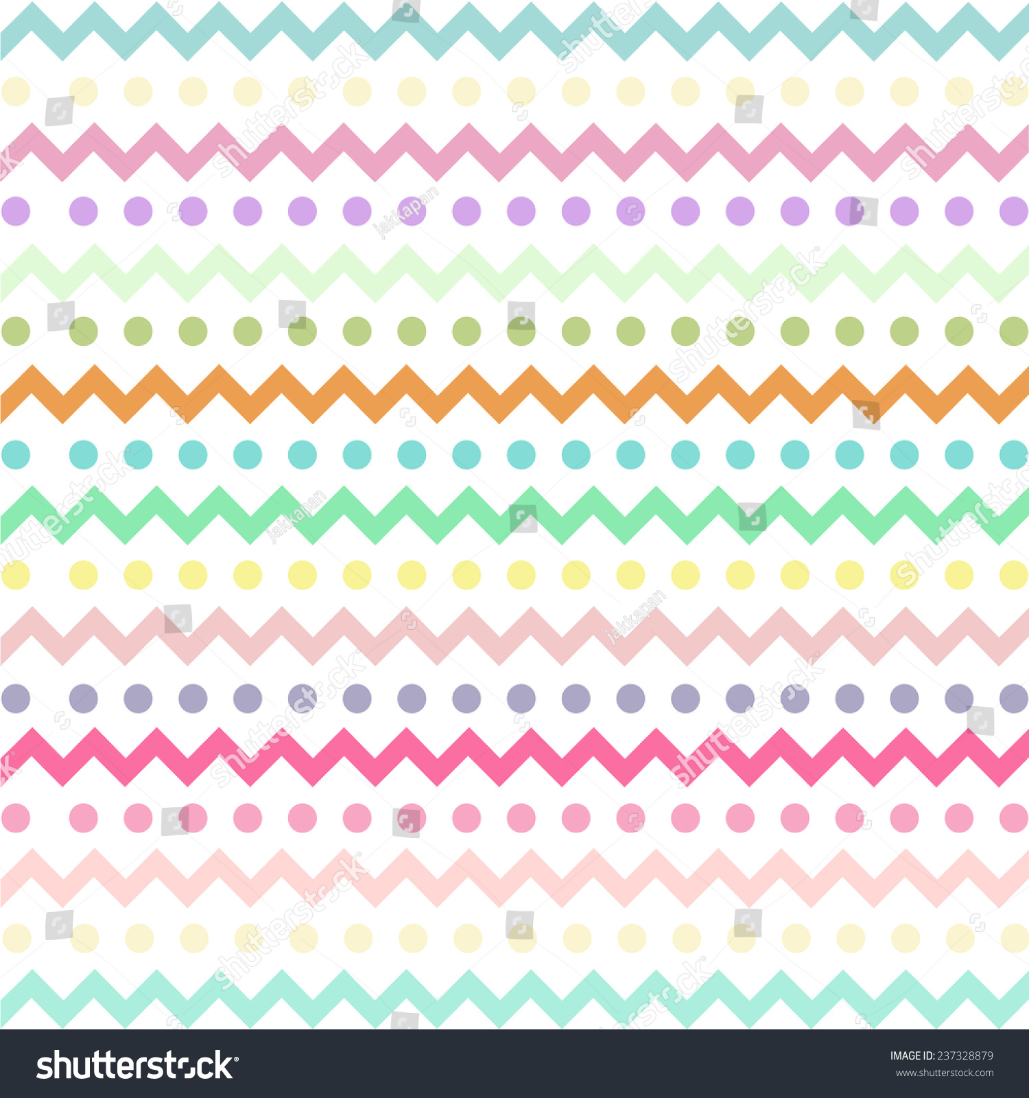 colorful chevron pattern eggs easter day stock vector 237328879 shutterstock. Black Bedroom Furniture Sets. Home Design Ideas