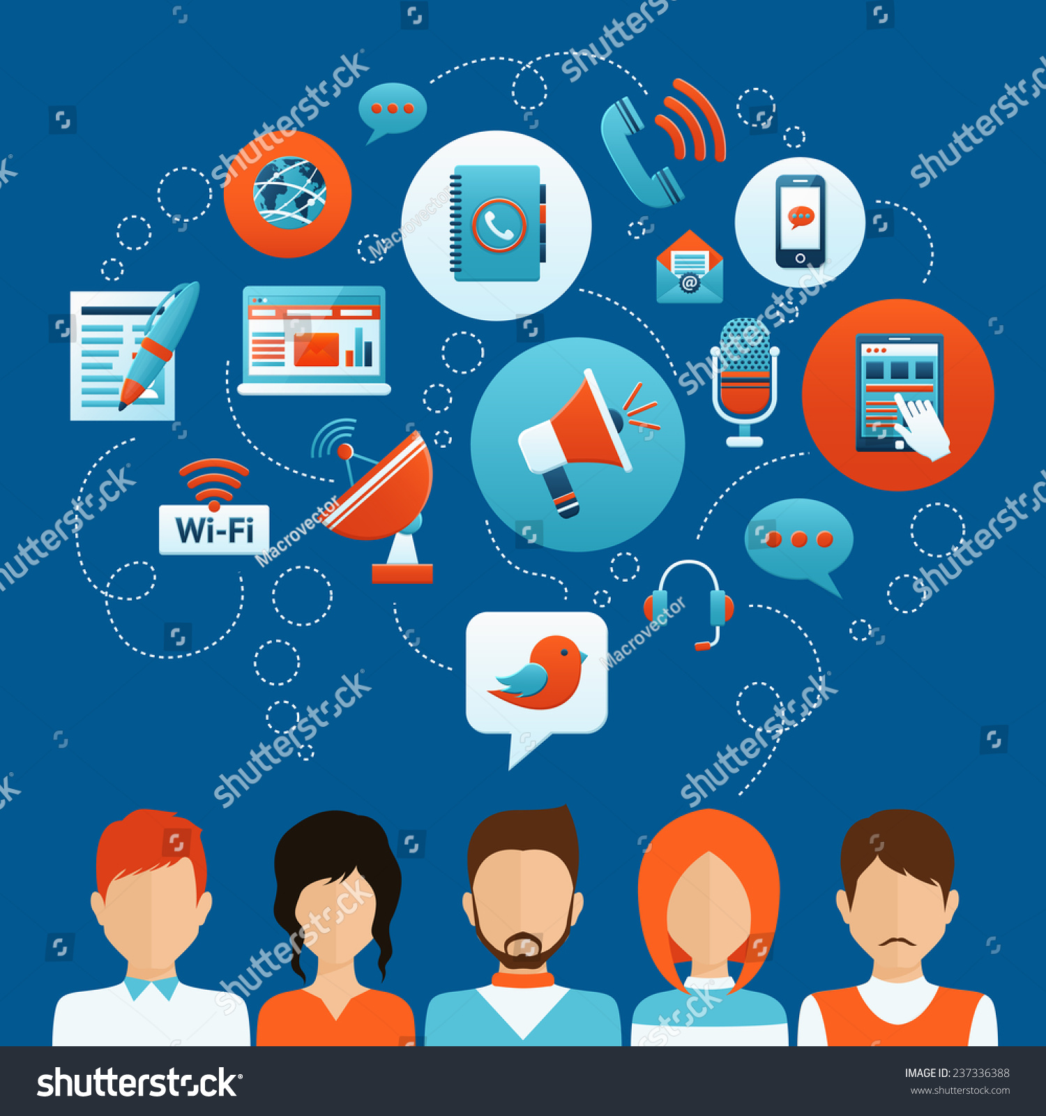 the influence of the internet and computer on communication between people The impact of the internet on globalization  has revolutionized how people work, expanded the global knowledge base and provided a variety of ways of bringing .