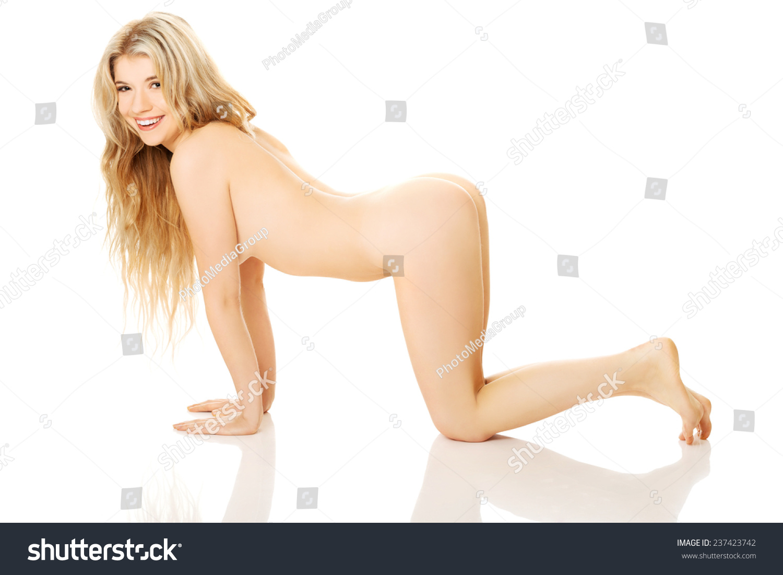 naked front side
