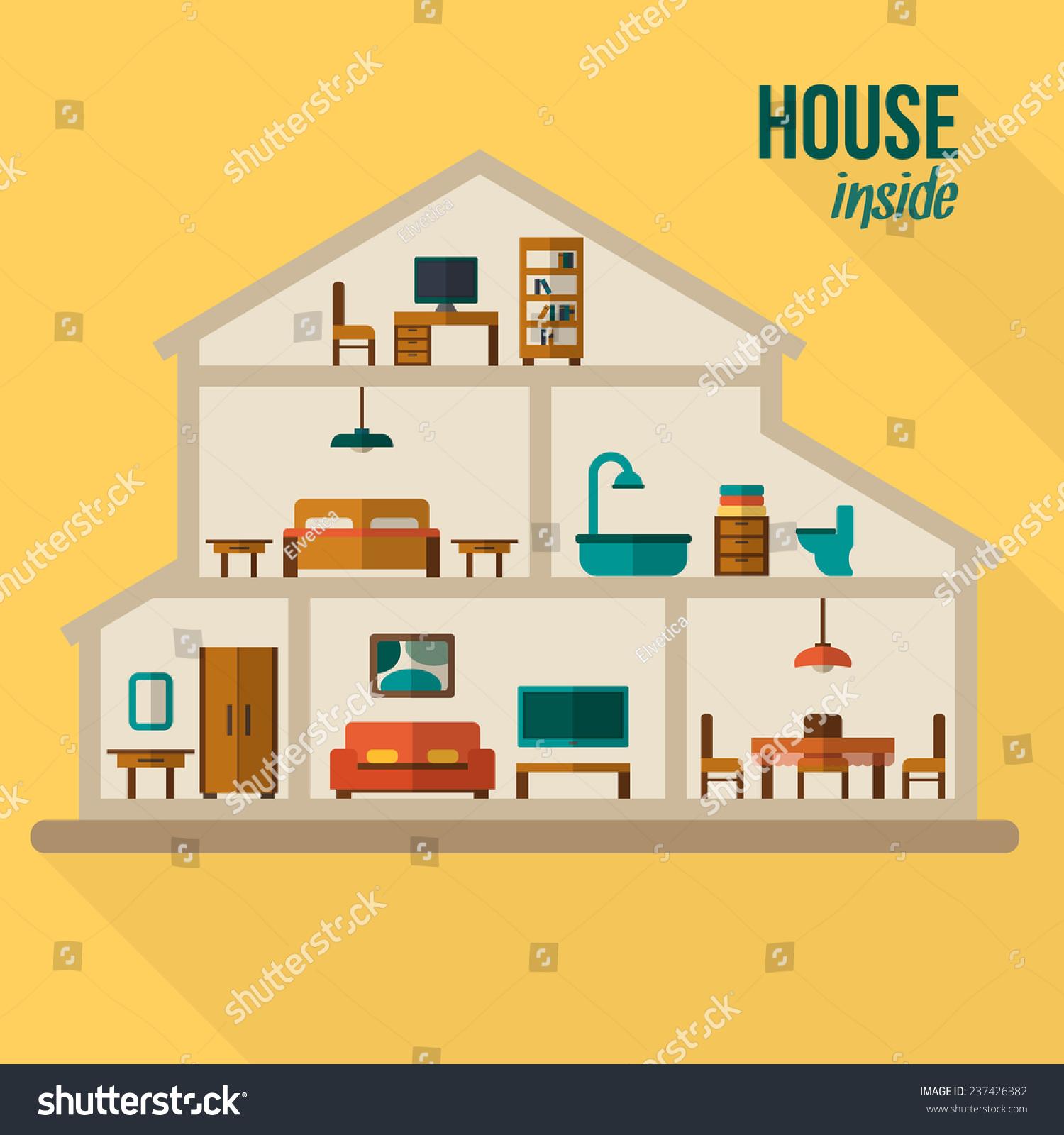 home interior clipart - photo #29