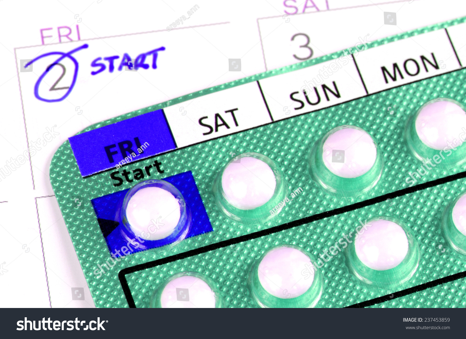 how to stop taking contraceptive pills