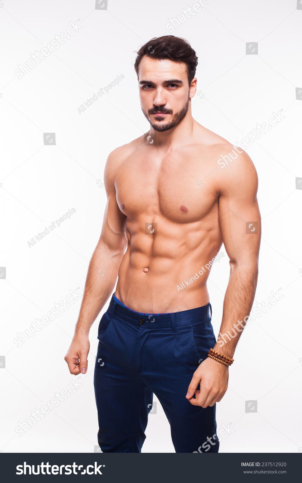Athletic men nude Nude Photos