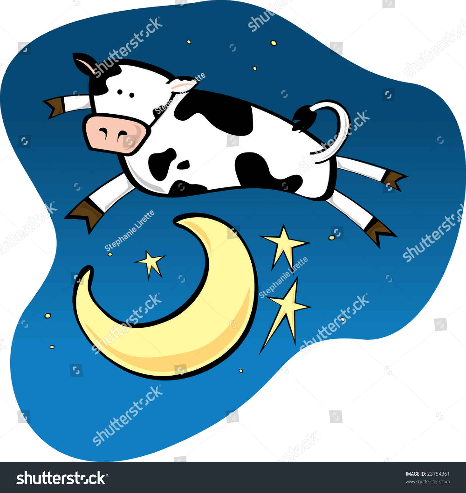 the cow jumped over the moon Hey diddle diddle is a fantasy rhyme designed to delight children with impossible images such the cow jumped over the moon walt disney's team of animators use this type of imagery in animated films to great effect.