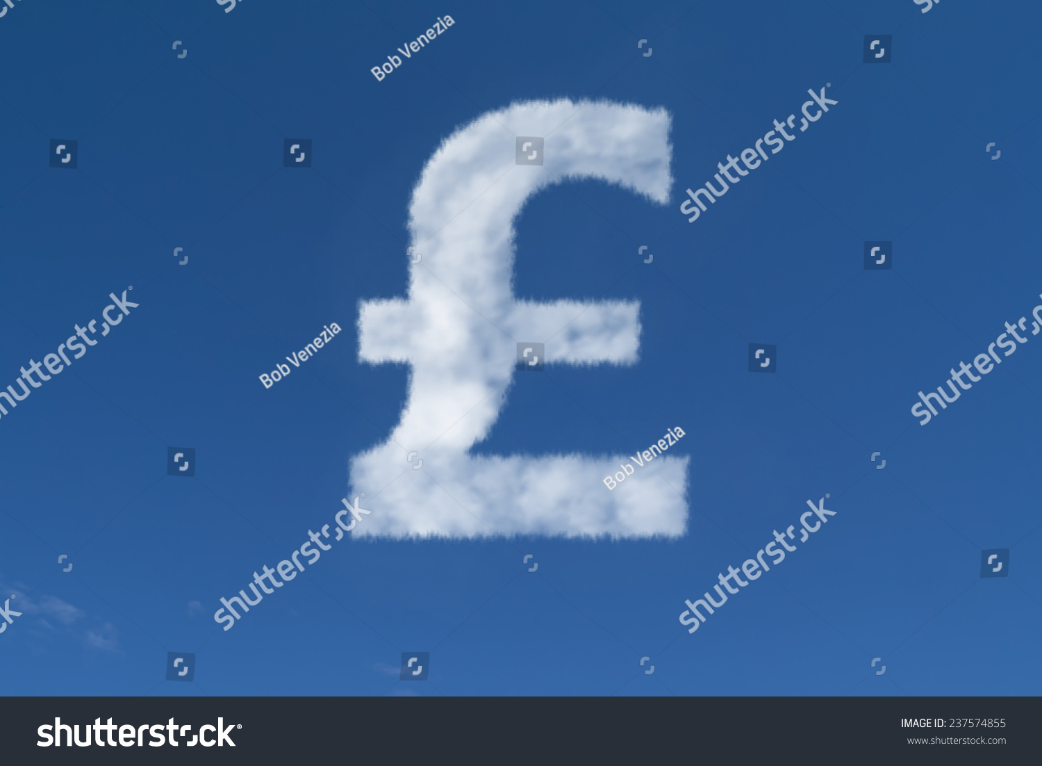 British pound currency symbol form cloud stock illustration british pound currency symbol in the form of a cloud biocorpaavc Images