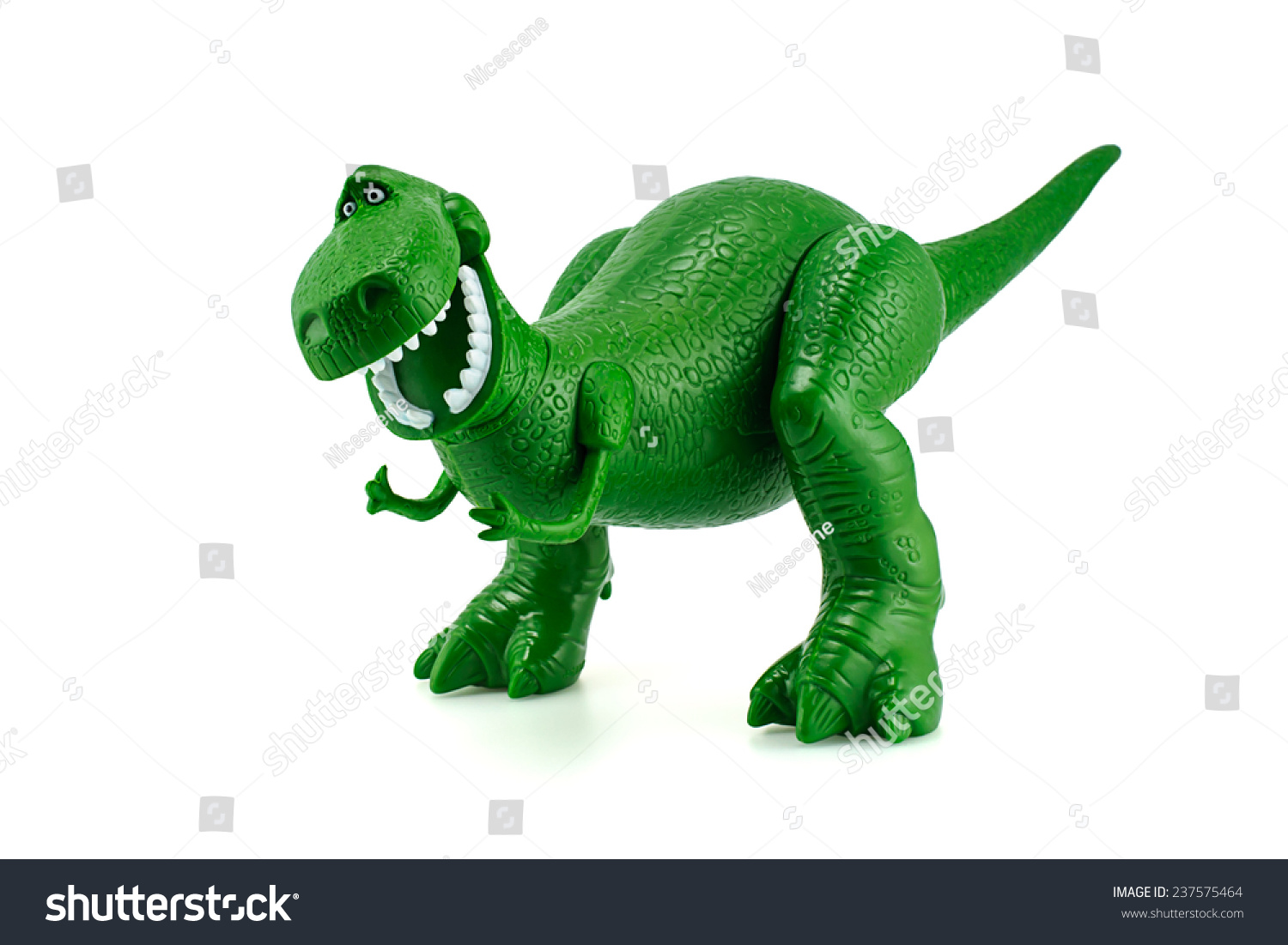 Toy Story Dinosaur : Bangkok thailand december rex stock photo