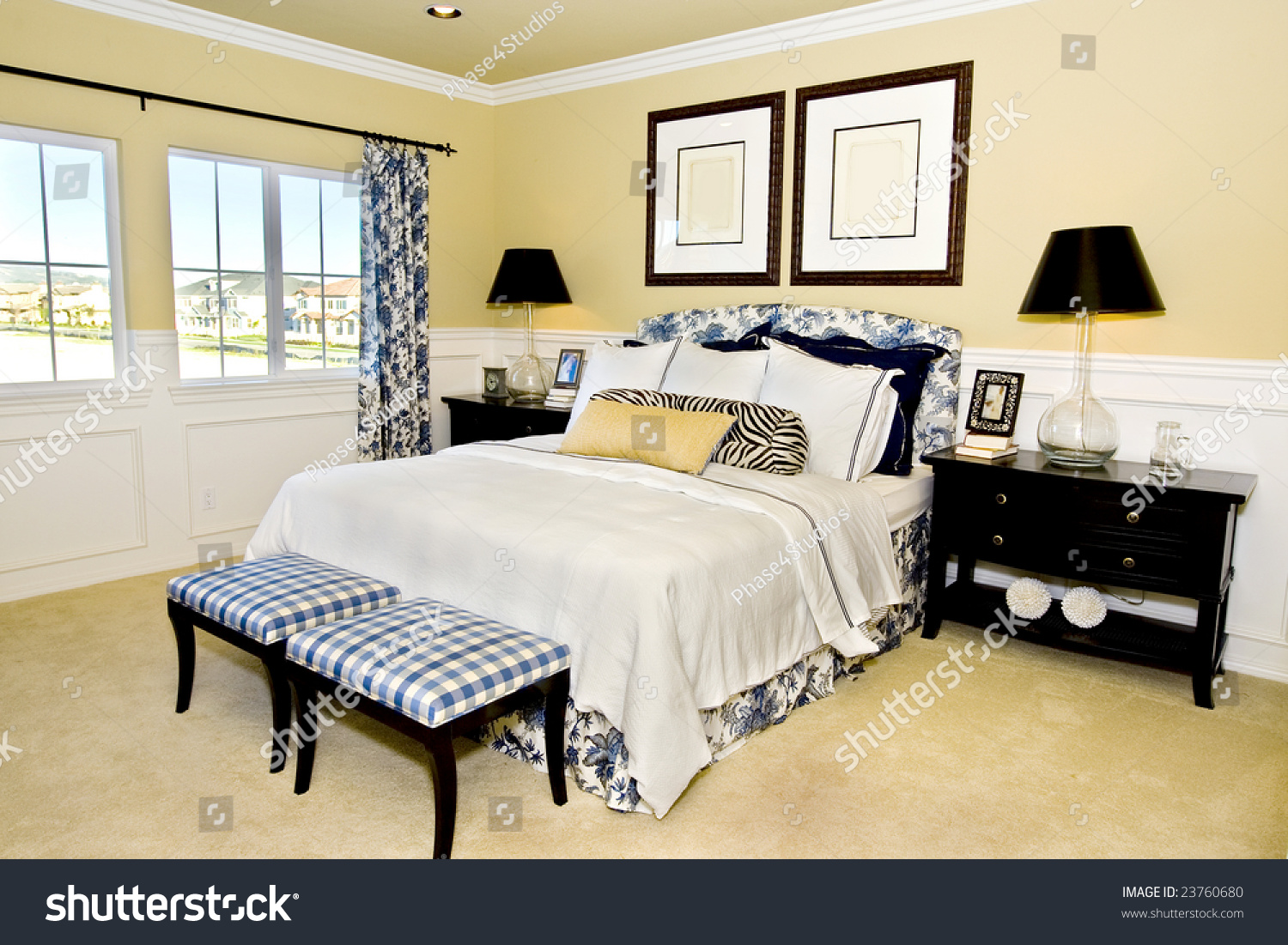 Master Bedroom Traditional Traditional Master Bedroom Stock Photo 23760680 Shutterstock