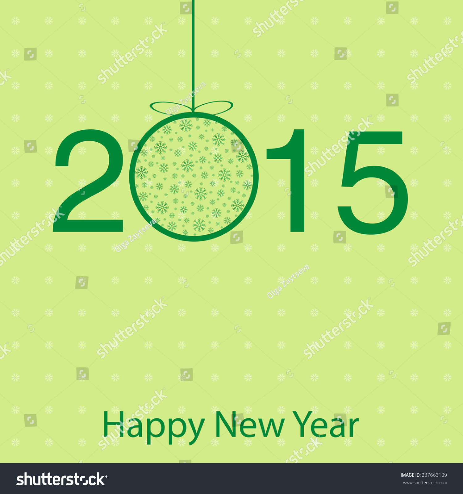 Template greeting cards 2015 new year stock vector 237663109 template greeting cards for 2015 new year greetings kristyandbryce Choice Image
