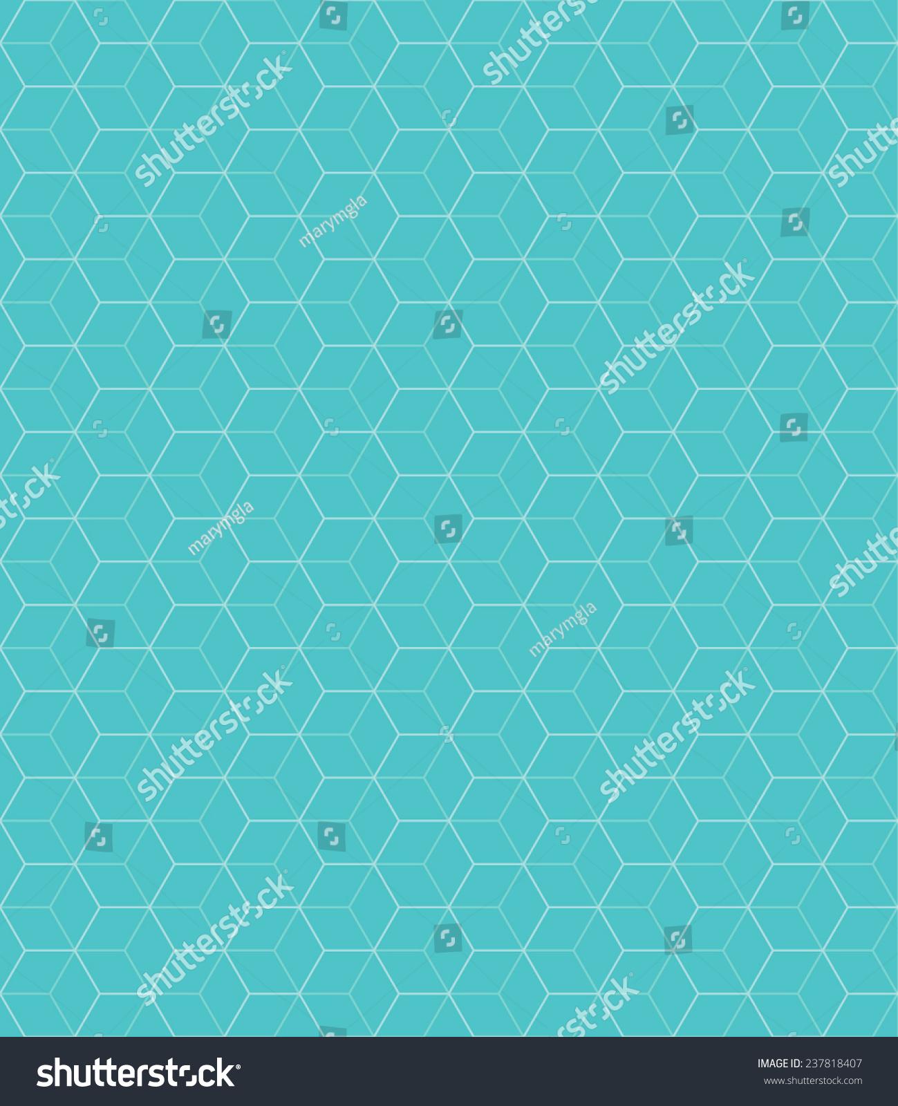 blue hexagonal pattern vector - photo #7