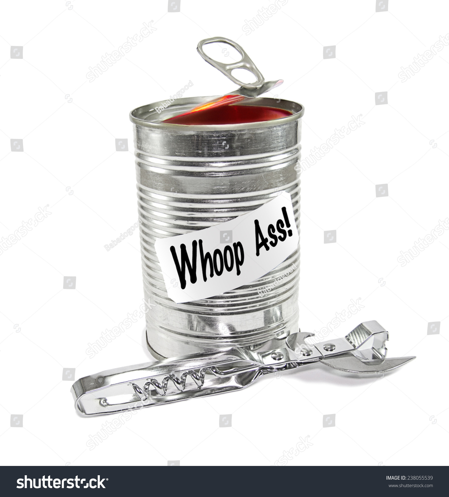 Opening A Can Of Whoop Ass 88