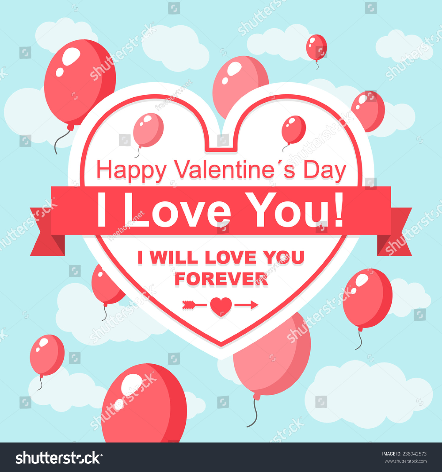 Happy Valentines Day I Love You
