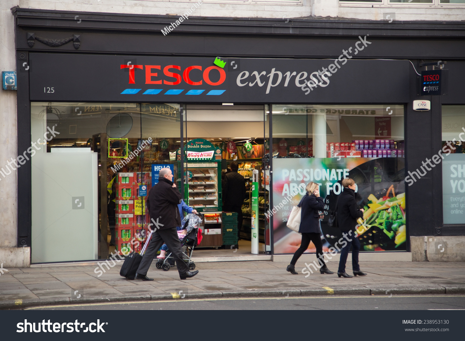 tesco is one of the leading supermarkets Top 10 biggest supermarket chains in europe  metro group is one of the most diversified companies on this list with a revenue of nearly €74bn, germany-based.