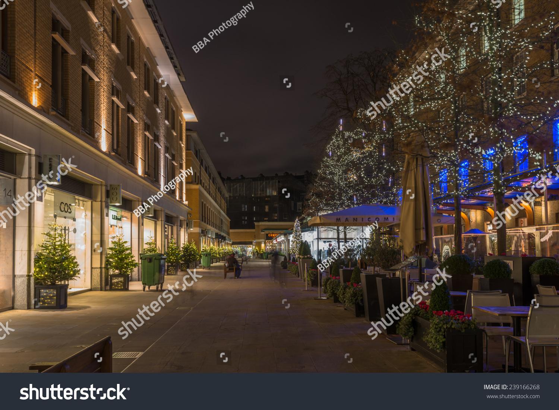 london christmas offers