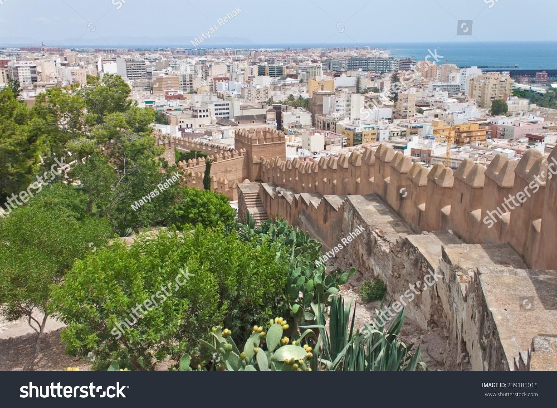 Our Alcazaba Of Almería Diaries