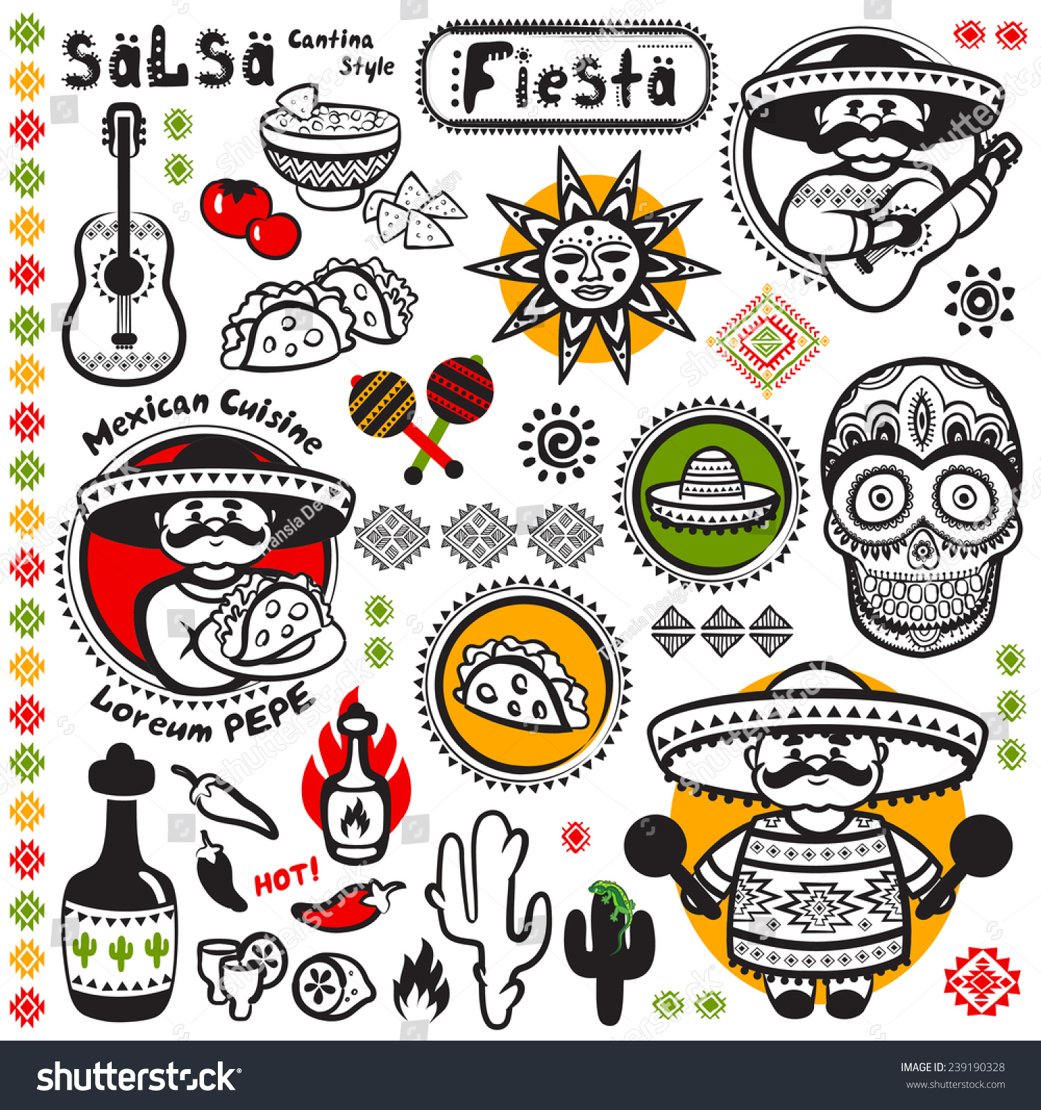 Mexican Symbols And Meanings