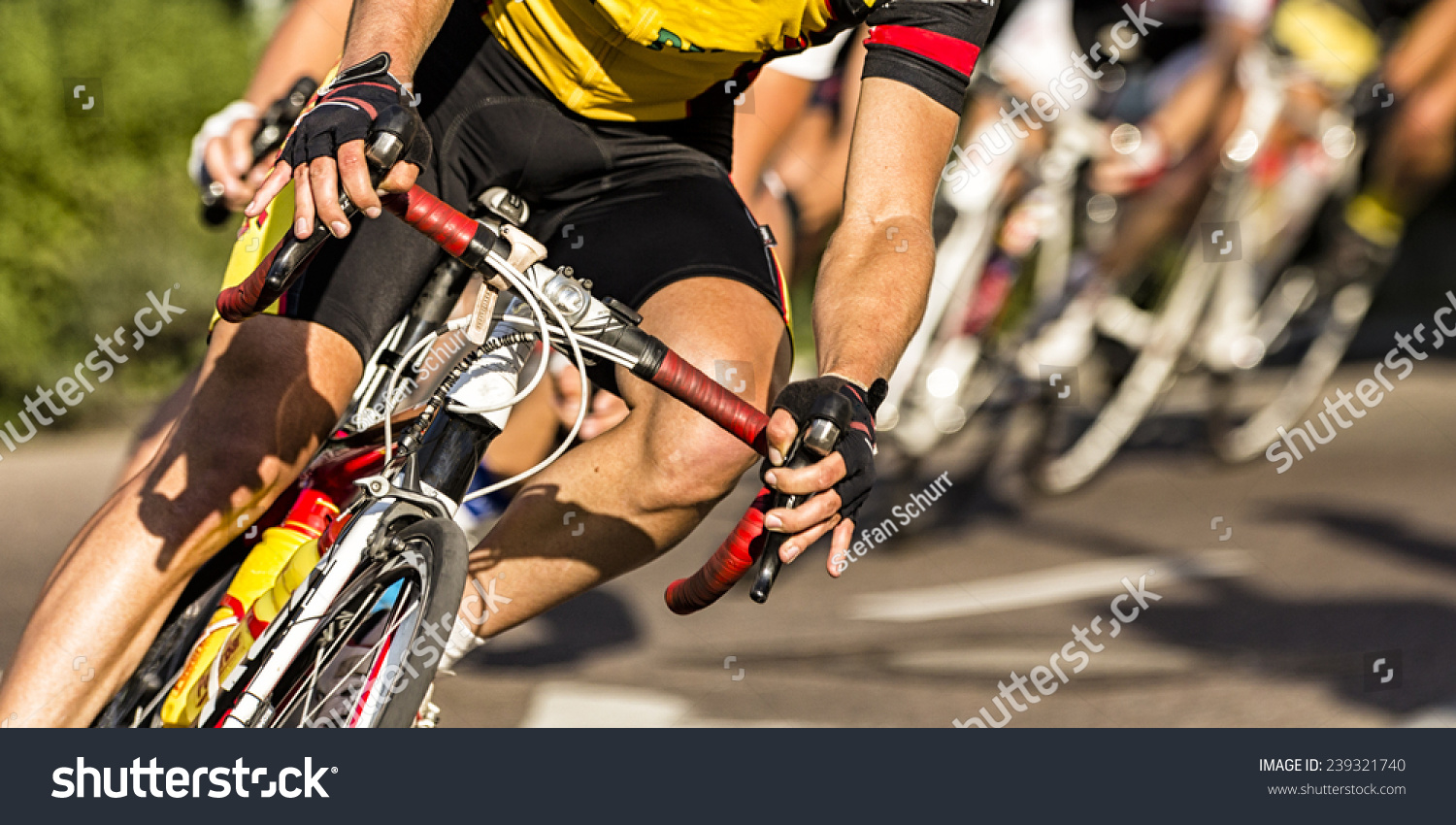 Cycling Competition Stock Photo 239321740