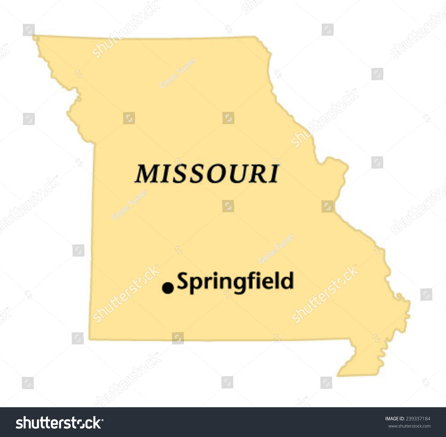 Springfield Mo Map Map Quist Lmu Map - Springfield mo map