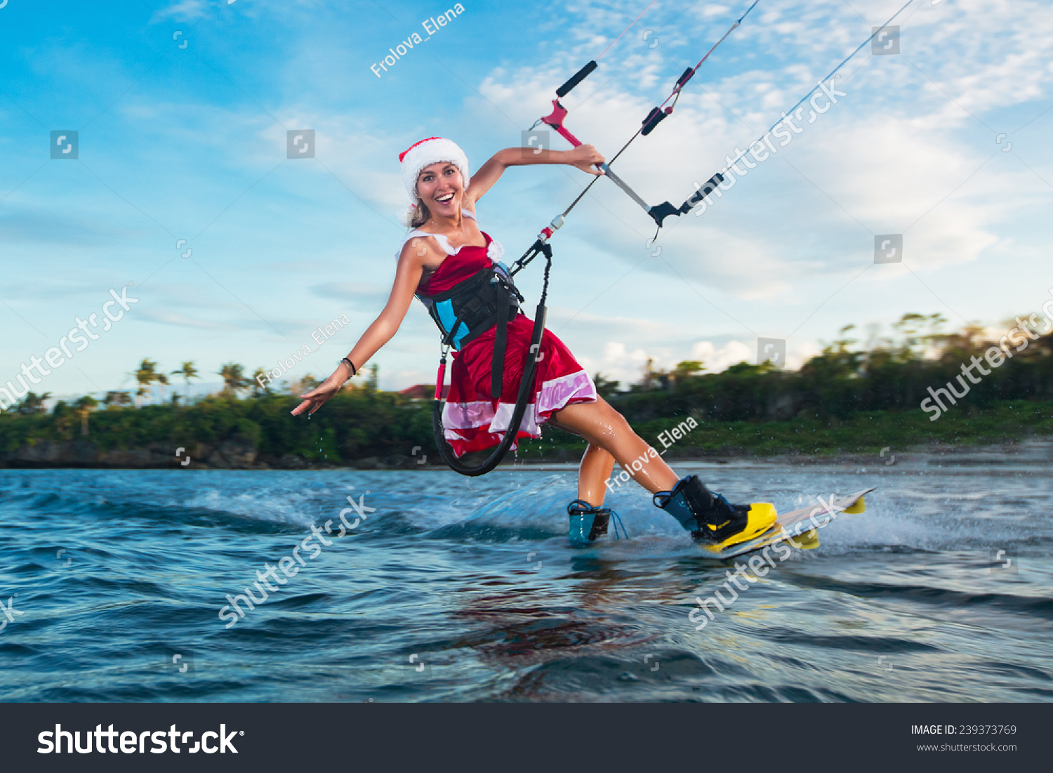 Beautiful Young Girl On Kite Costume Stock Photo Edit Now