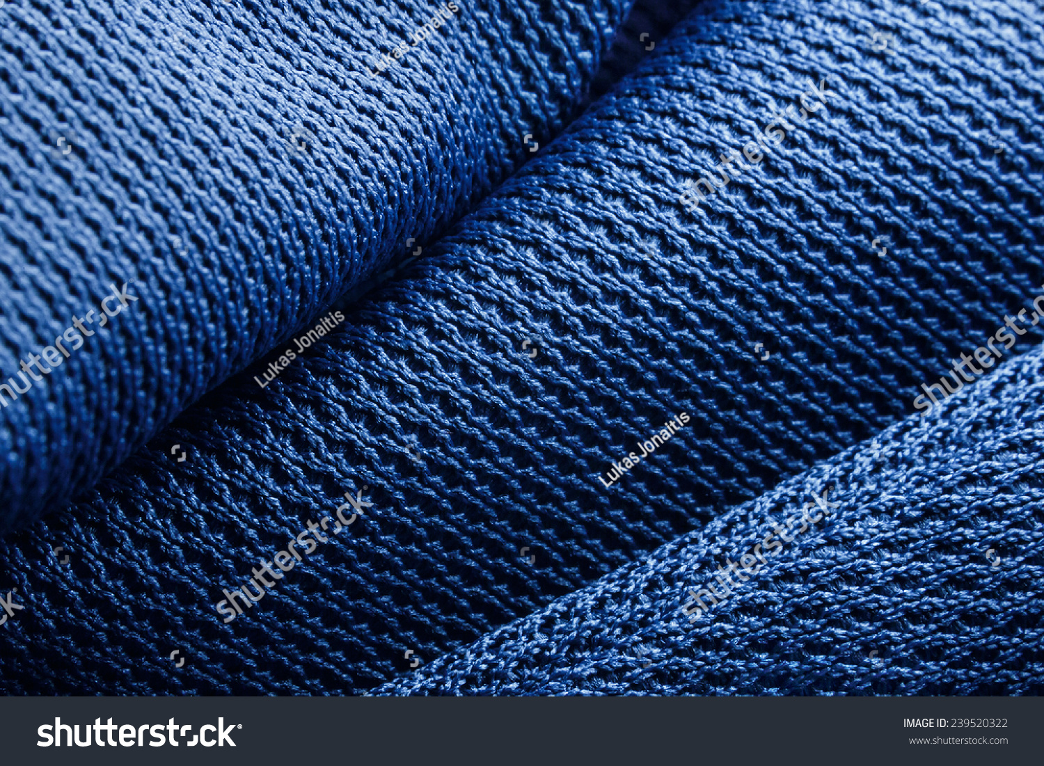 Form And Texture : Forms blue fabric texture stock photo shutterstock