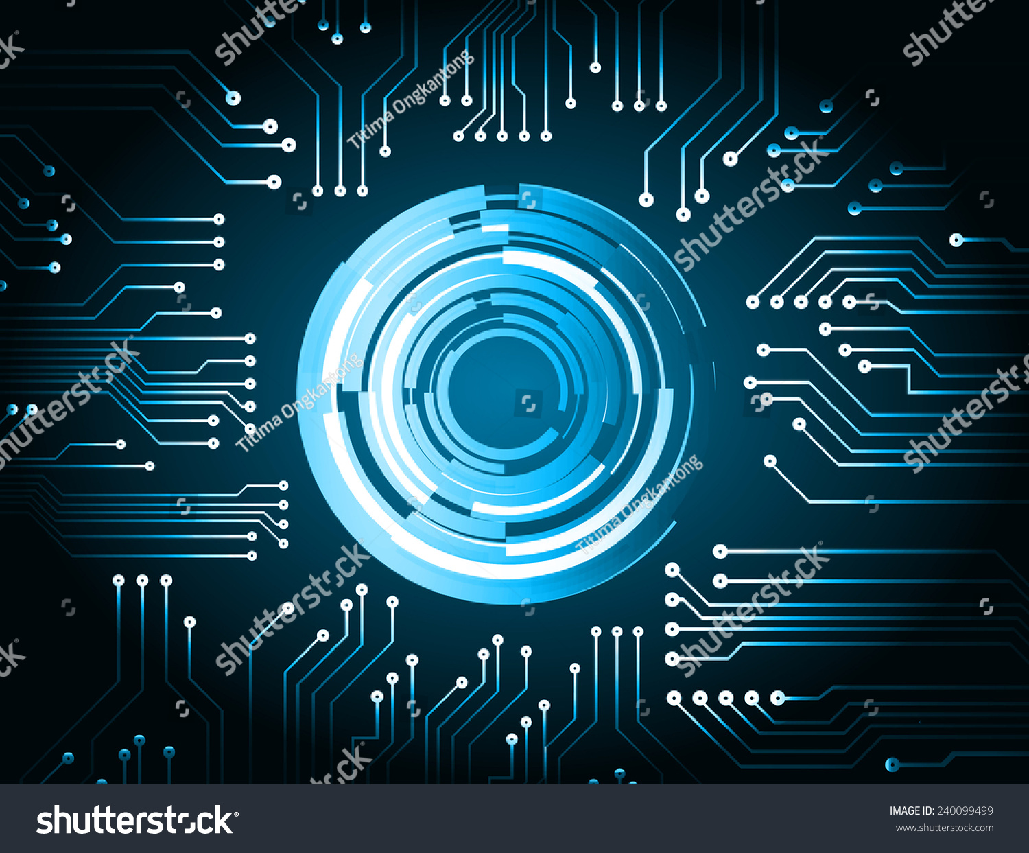 Similiar Blue Circuit Board Graphic Keywords Stock Images Image 31188634 Abstract Vector Background High Tech Vectores En Wallpapersafari