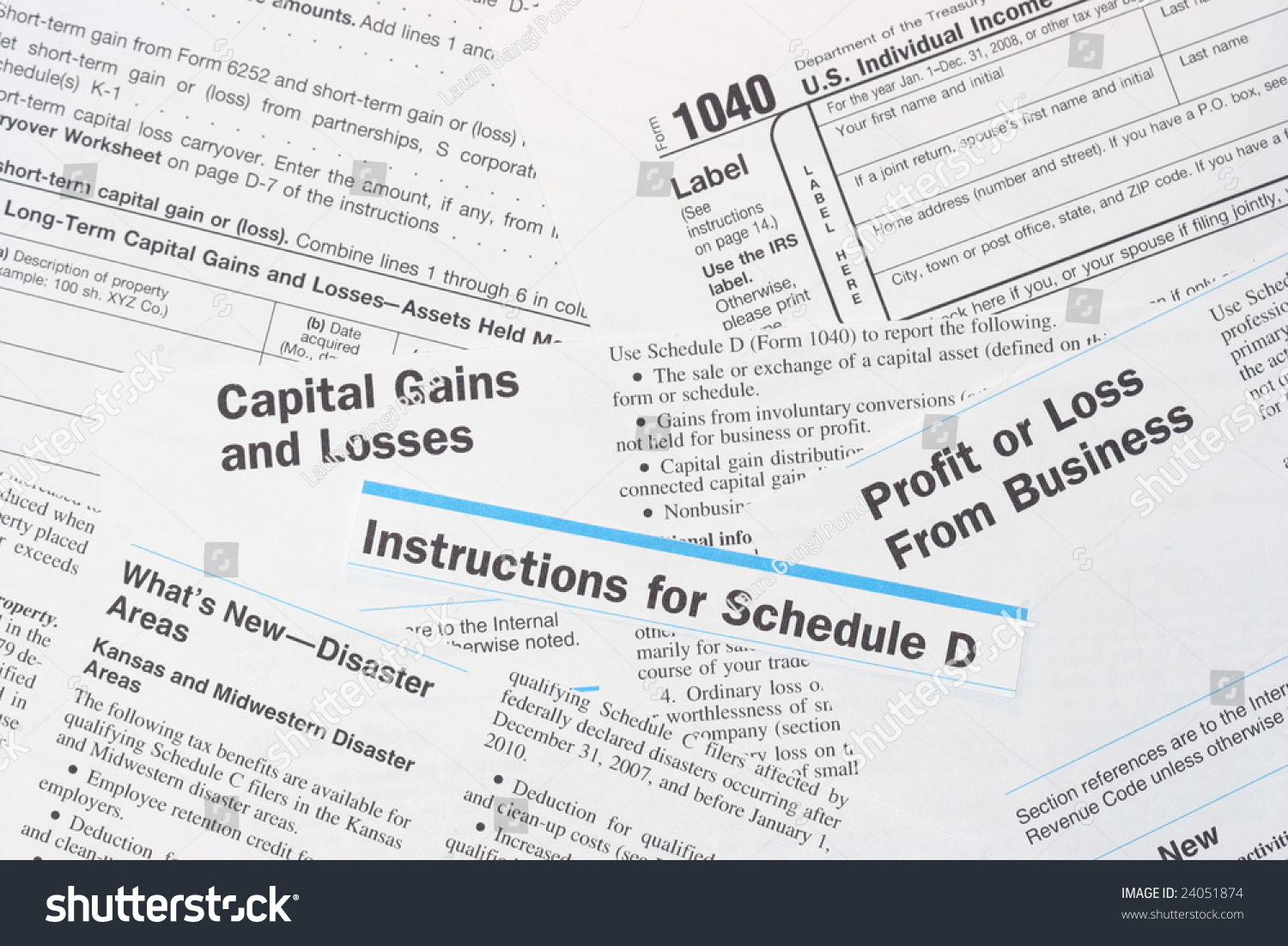 IRS Form 1040: US Individual Income Tax Return | EZ Canvas