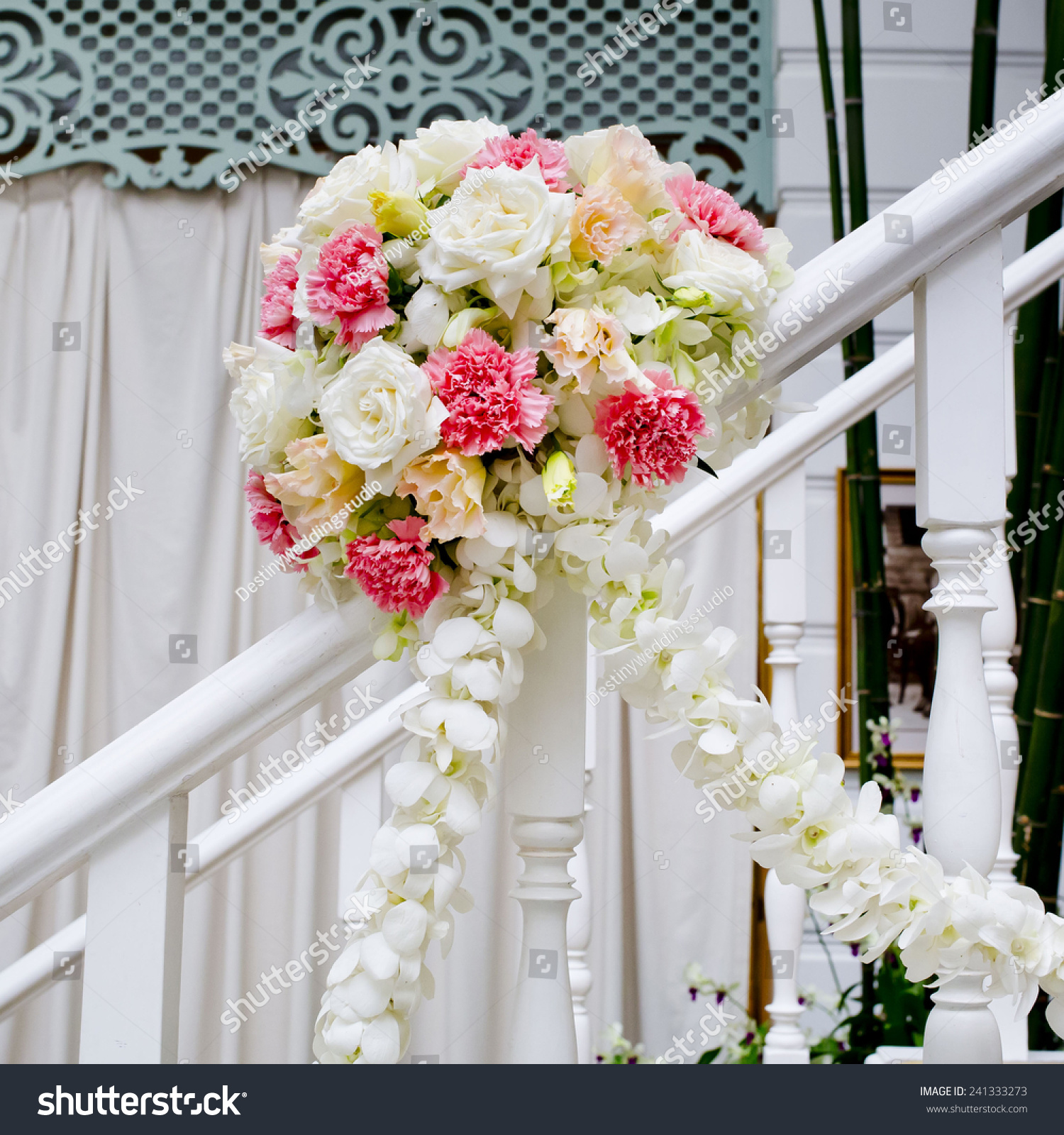 mason jar floral romantic reception wedding flowers, wedding decor, wedding flower centerpiece, wedding flower arrangement, add pic source on comment and we will update it. can create this beautiful wedding flower Arrangement. Find this Pin and more on Florals for .