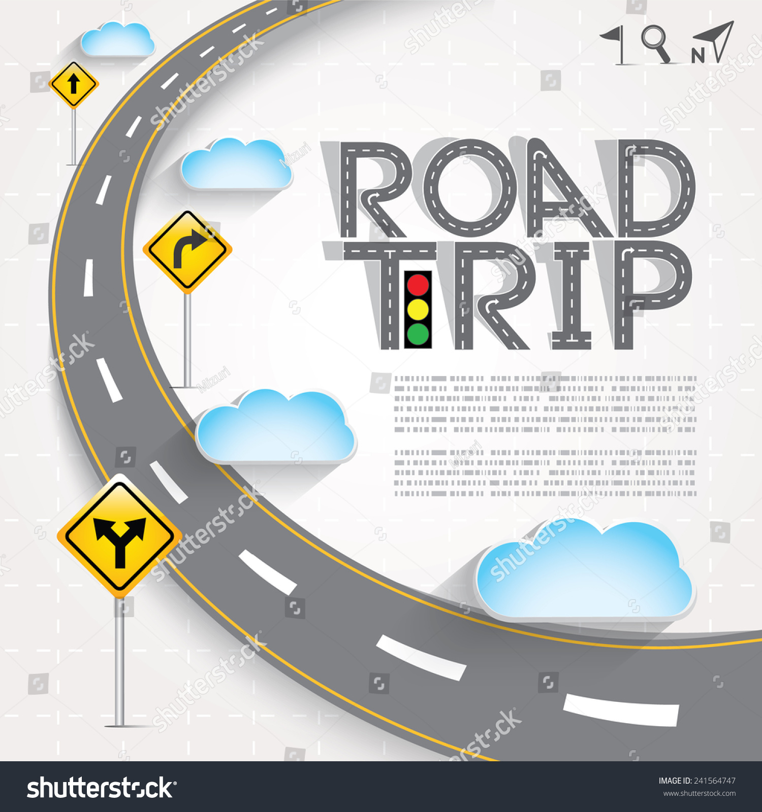 road trip template