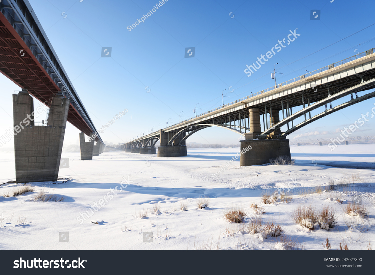 The project of the fourth Novosibirsk bridge over the Ob is approved 30