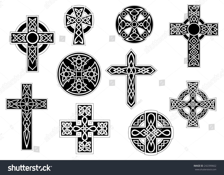 Httpsimageshutterstockcomzstockvectorset - Celtic religion