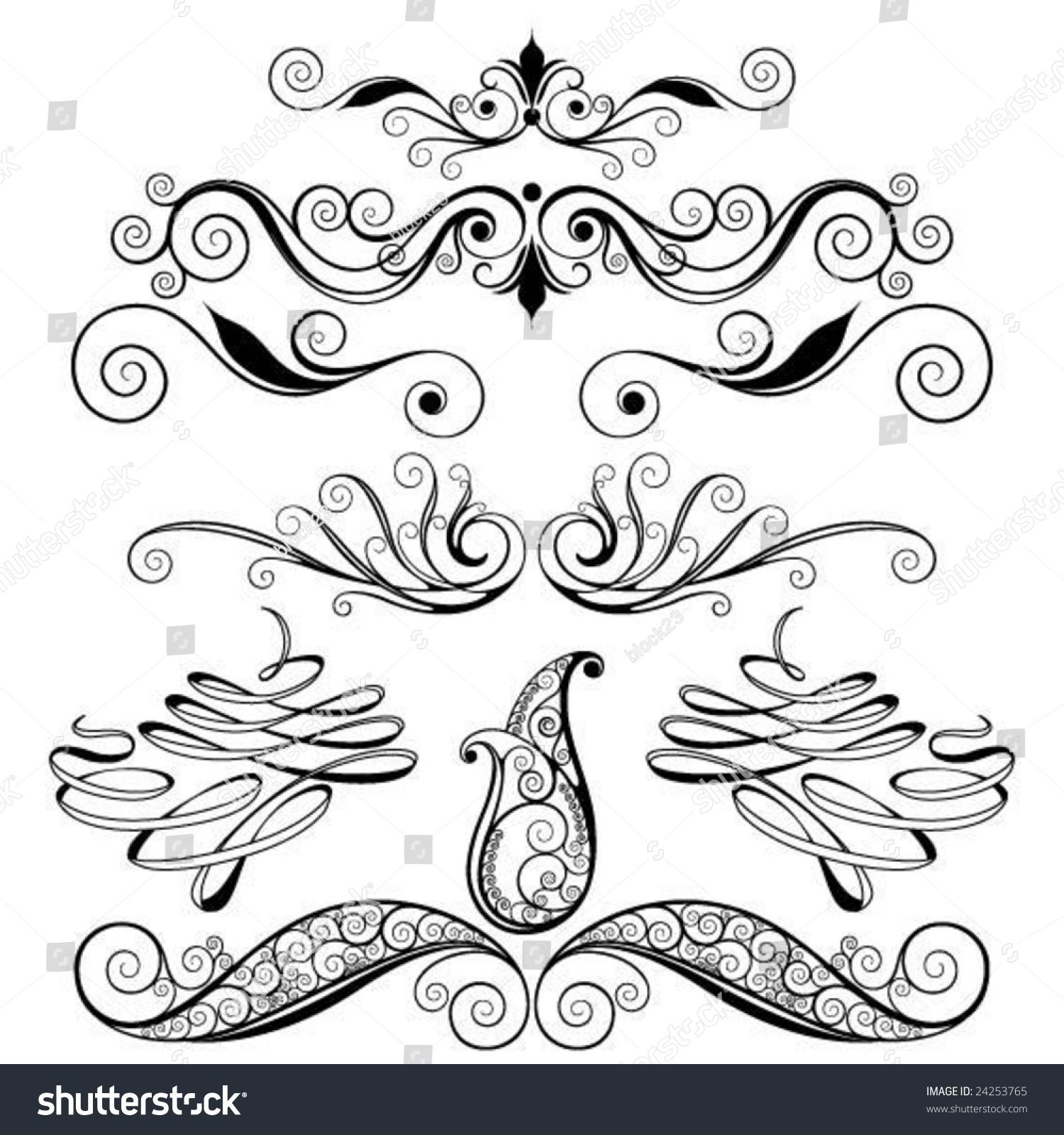 Decorative Line Clipart Panda Free Images