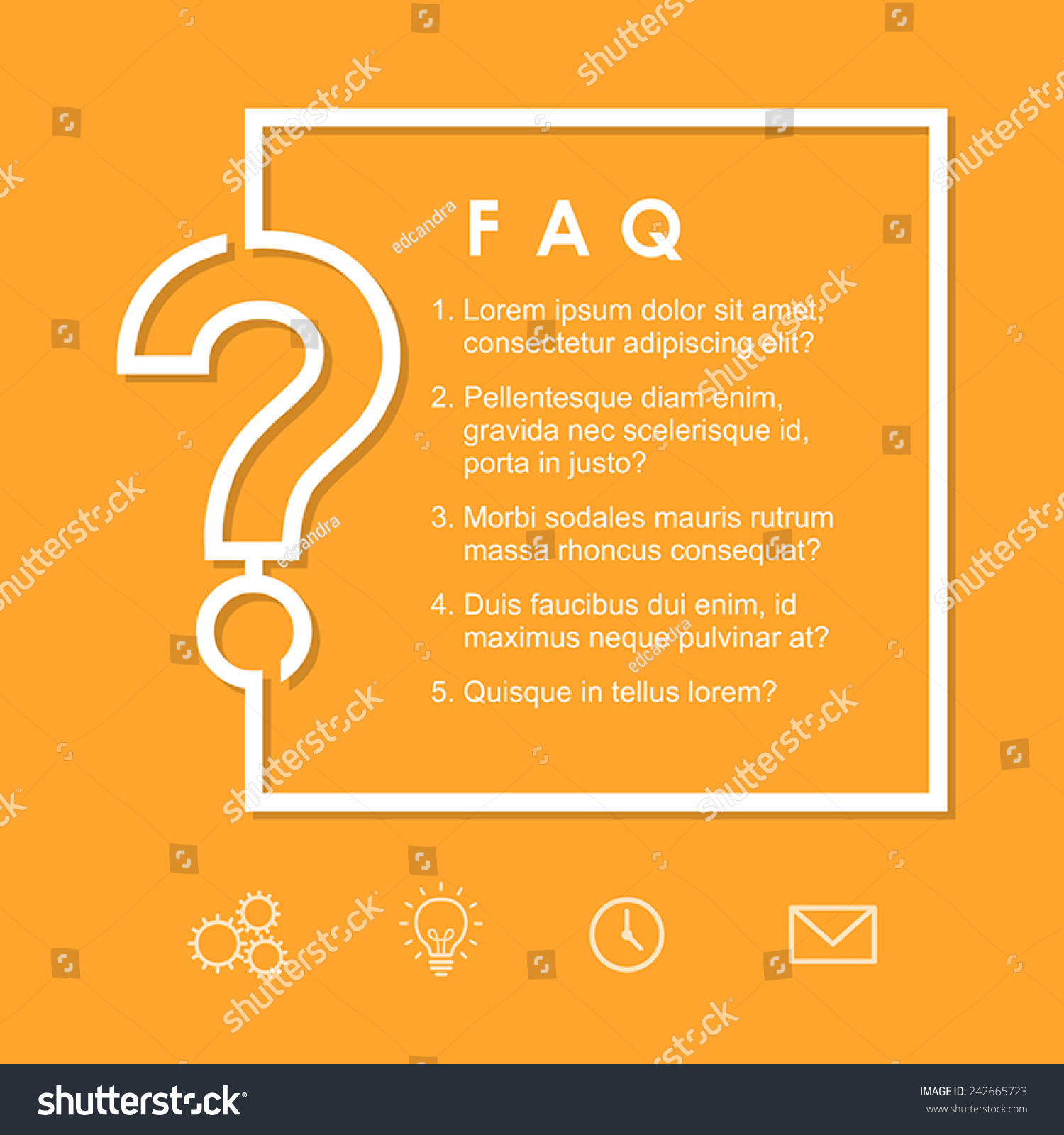 Delighted Html Faq Template Photos - Entry Level Resume Templates ...