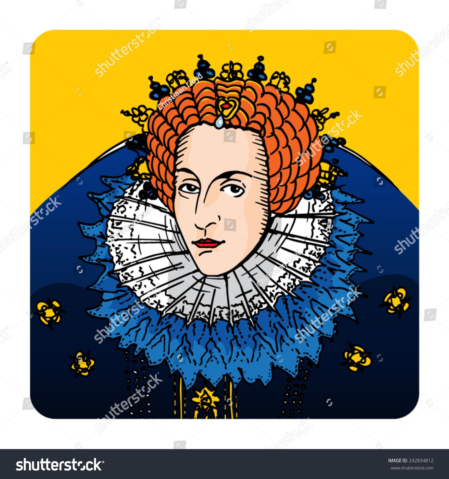 queen elizabeth cartoon clipart - photo #33