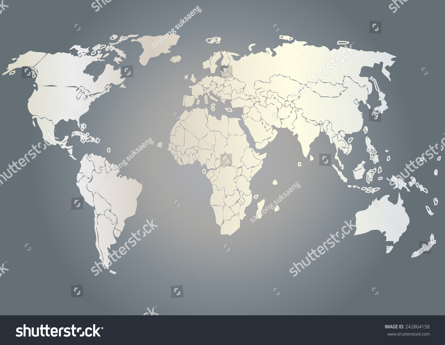 Vector drawing world map background textmonochrome stock vector vector drawing world map for background and textmonochrome worldmap vector template for website gumiabroncs Image collections