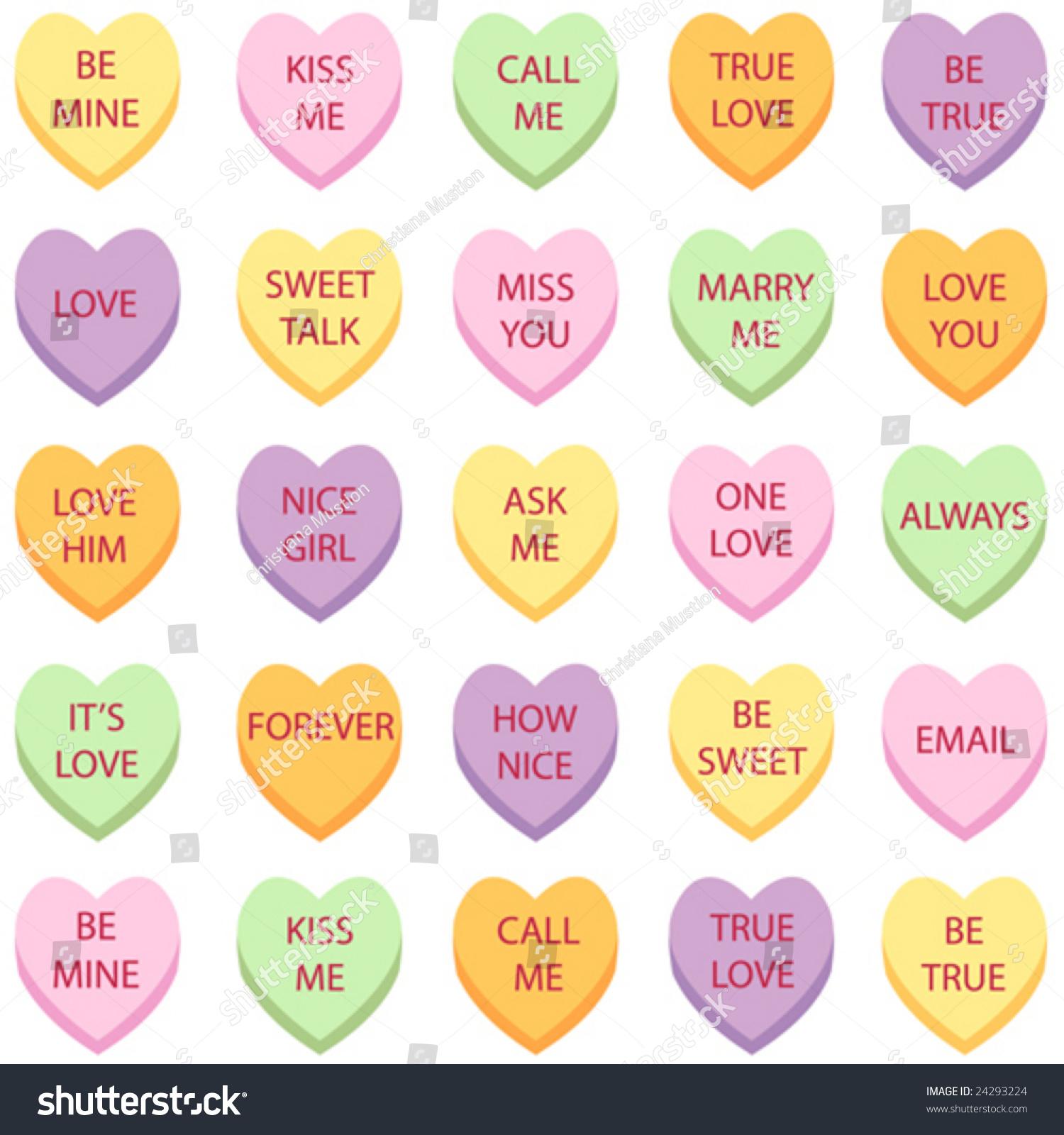 free clip art conversation hearts - photo #45