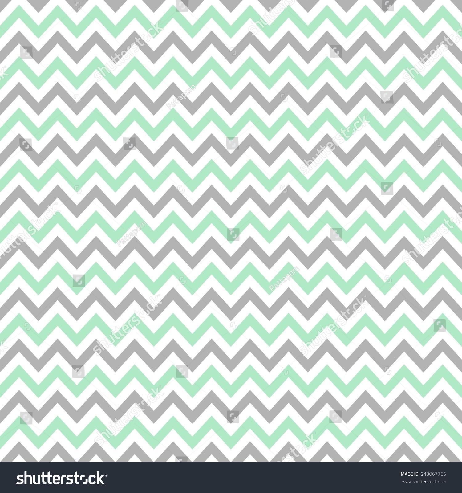 Digital Paper Scrapbook Light Mint Gray Stock Illustration 243067756