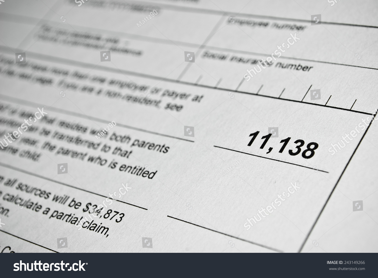 Canadian Tax Form Personal Income Tax Form Used In Canada Canadian Tax Form  Personal Income Tax