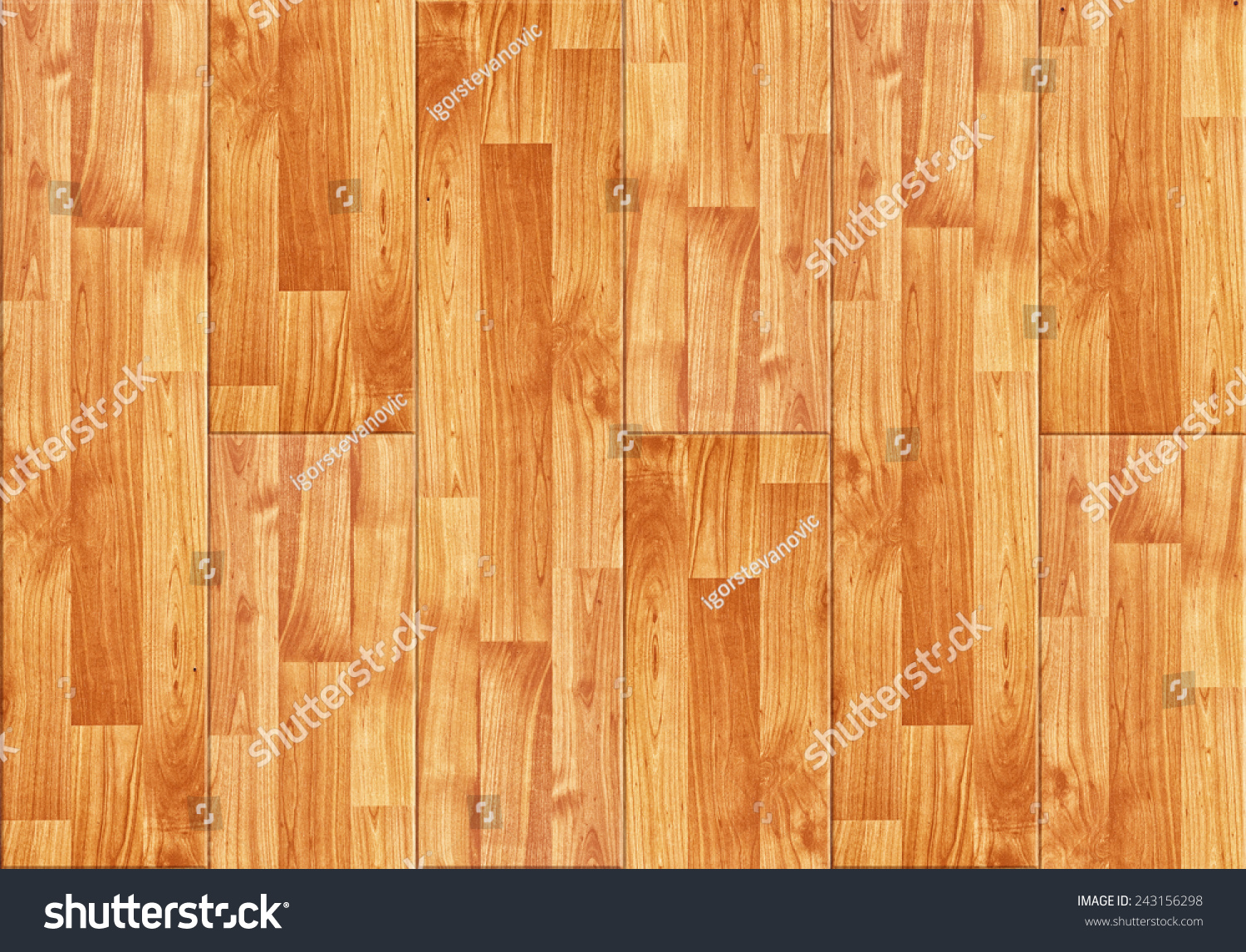 Top view seamless wood laminated parquet stock photo